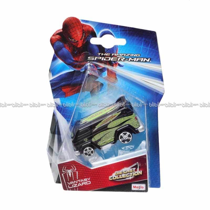 Maisto Diecast The Amazing Spiderman Vantasy Lizard