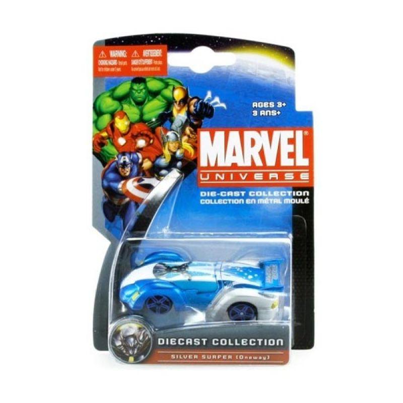 Maisto Marvel Universe Diecast Silver Surfer (One Way)