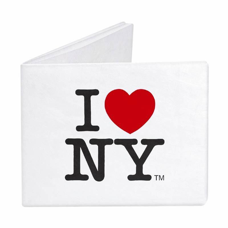 Mighty Wallet I Love NY Tyvek