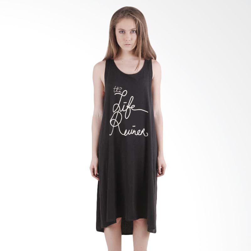 Monstore Life Ruiner Maxi Dress (Glow) (W)