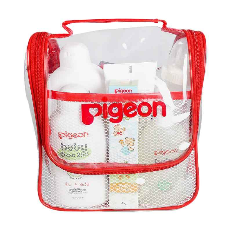 Pigeon Toiletries Backpack Set