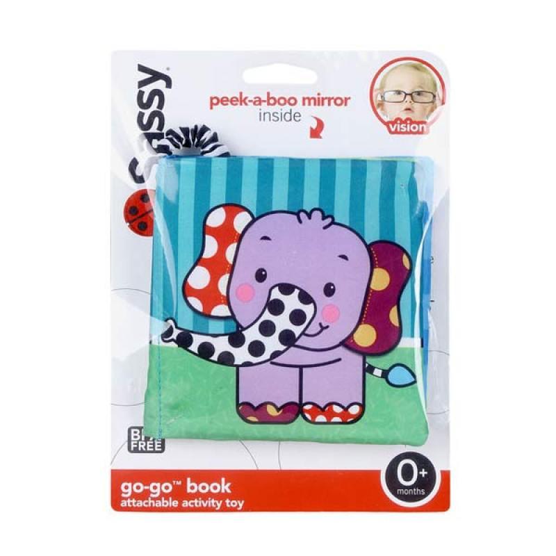 Sassy Go Go Book Elephant