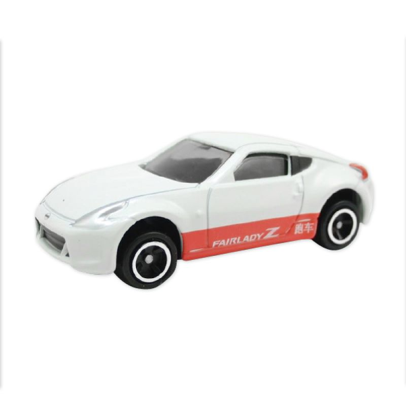 Tomica CN-06 Nissan Fair Lady Z White