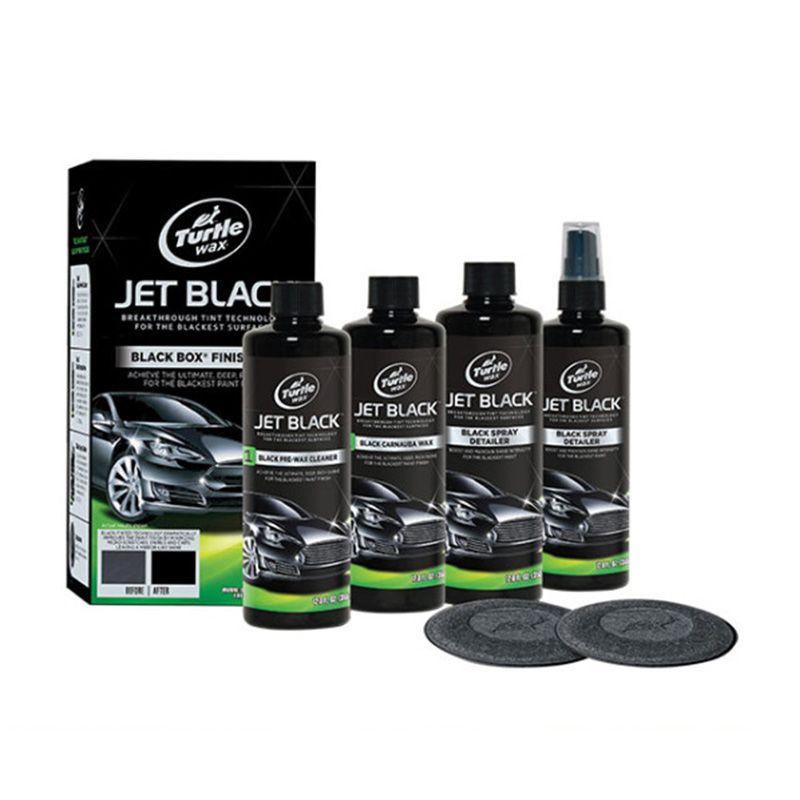 Turtlewax Black Black Box Kit T3KT set