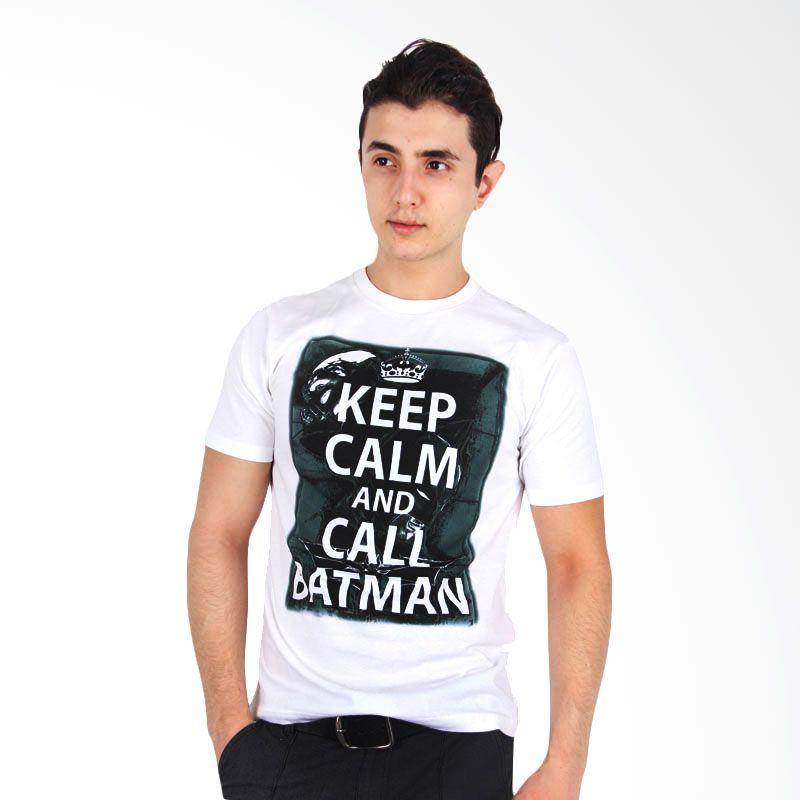 UrbanCo T-Shirt Batman 11 White