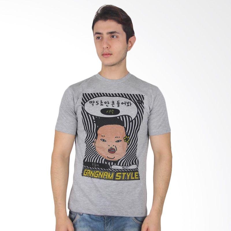 UrbanCo T-Shirt Gangnam 8 Grey