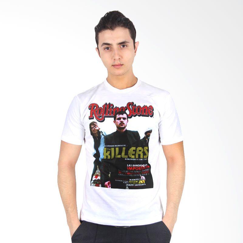 UrbanCo T-Shirt RollTheKillers White