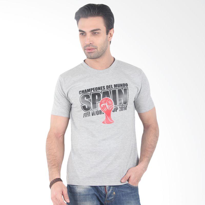 UrbanCo World Cup 2014 T-Shirt Spain 2 - Grey