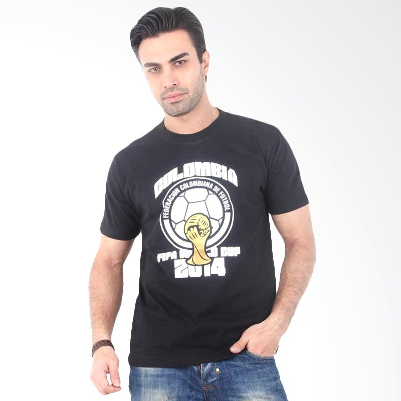 UrbanCo World Cup 2014 T-Shirt Colombia 2 - Black
