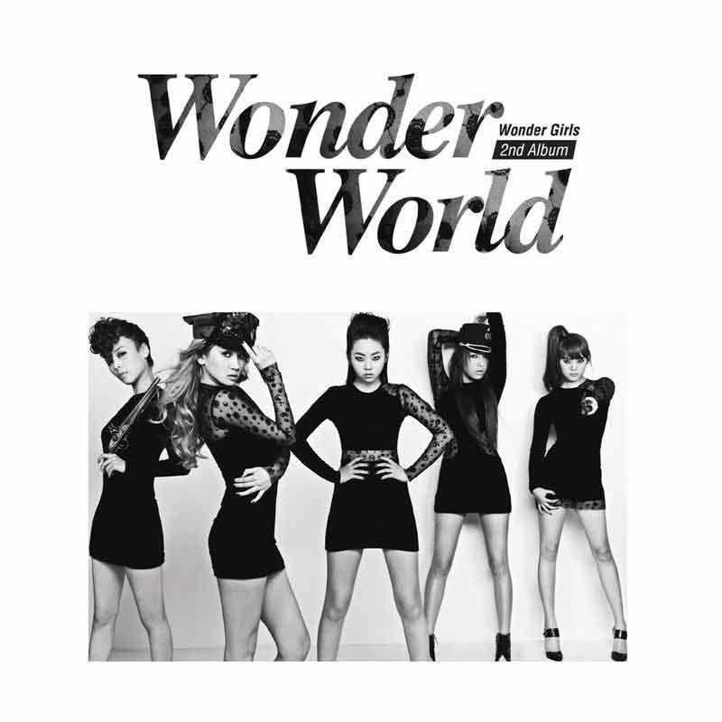 Wonder Girls - Wonder World
