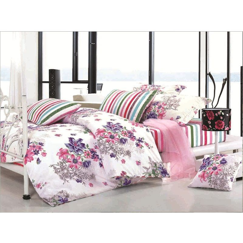 Bloomingdale Elena White Sprei [King Fitted]