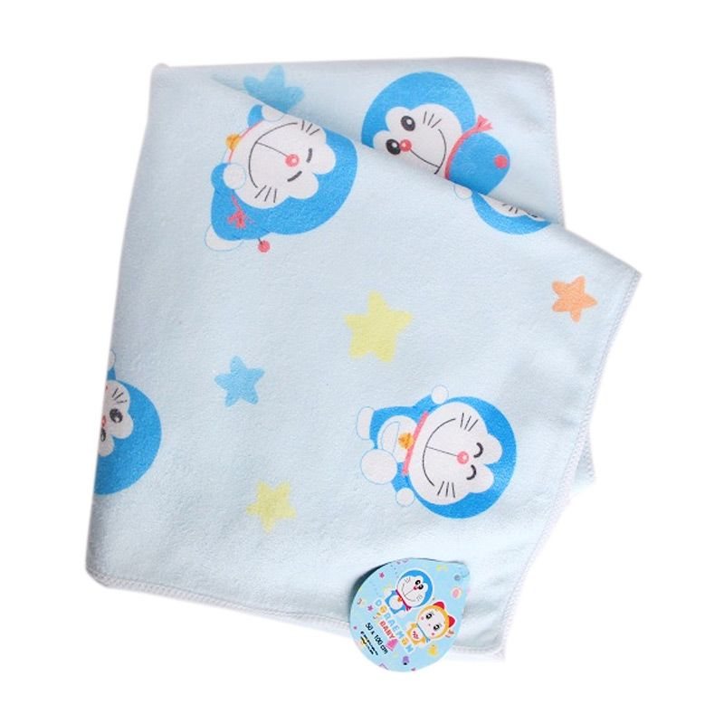 Quickdry Baby Doraemon 01 Travel Towel [50 x 100 cm]