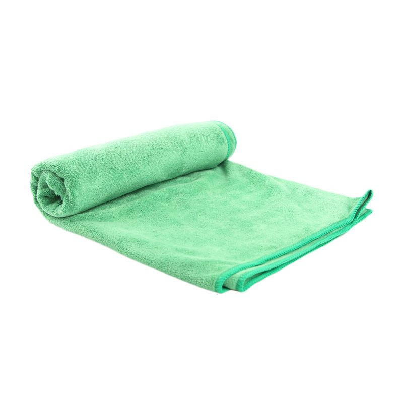 Quickdry Green Bath Handuk [70 X 140]