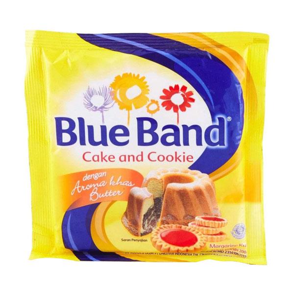 Harga Blue Band Cake And Cookies