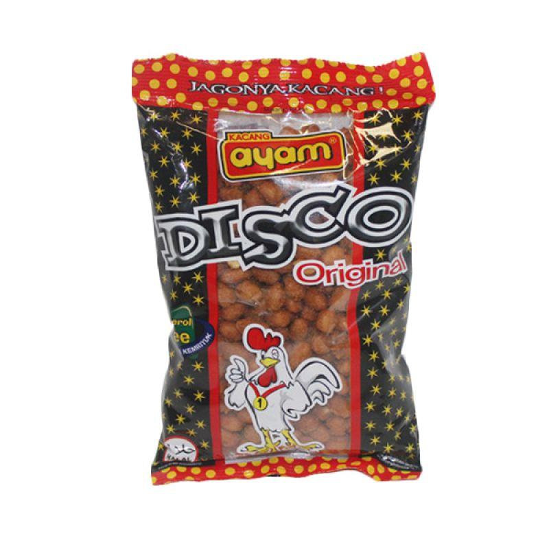 Kacang Disco Original Khas Makassar Cemilan [900 gr]