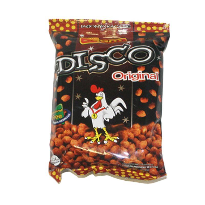 Kacang Disco Original Khas Makassar Cemilan [450 gr]