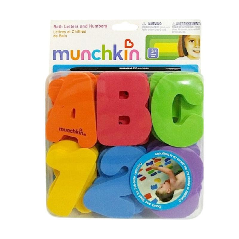 Bobby sc-15085 Abjad Angka Besar Mainan Anak