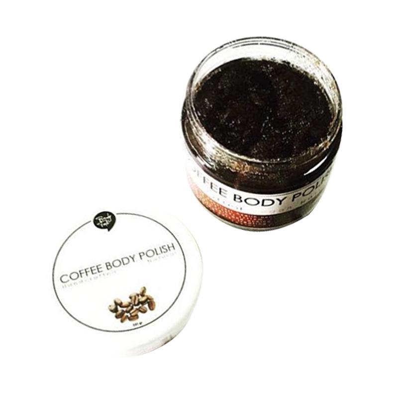 Bodytalk Artisan Handmade Body Polish Coffee Anti Selulit Body Scrub [320 gr]