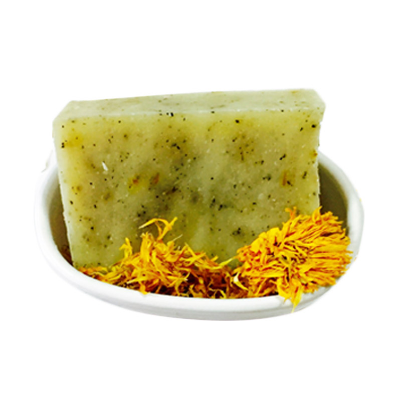 Bodytalk Calendula Green Tea Soap Anti Oksidan Sabun Mandi Aromaterapi