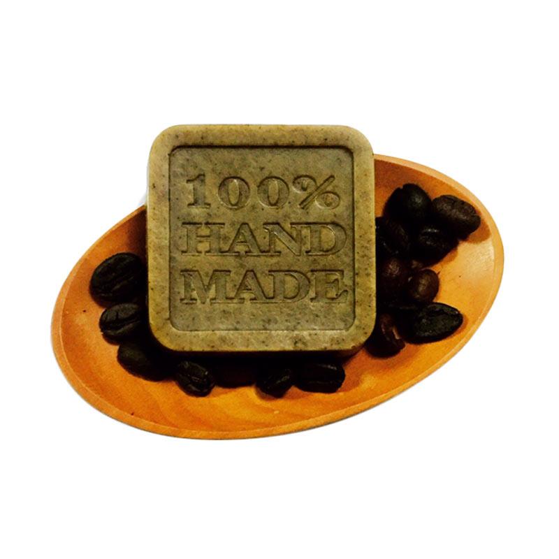 Bodytalk Handmade Artisan Coffee Soap Anti Cellulite Sabun