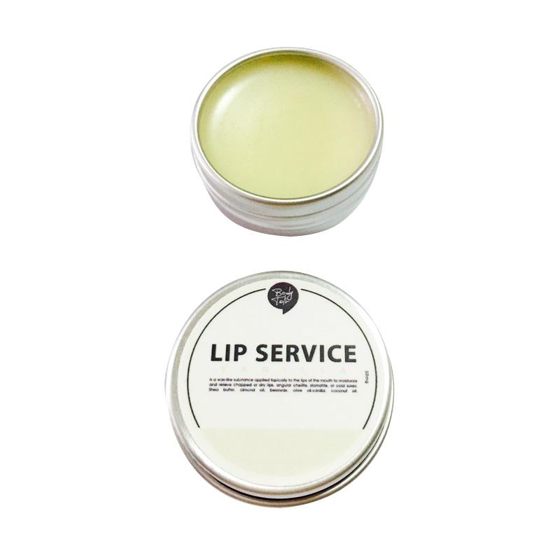 Bodytalk Lip Service Vanilla Natural Lip Balm