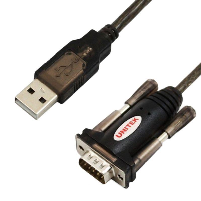 Unitek Y-105 Converter USB to Serial RS-232