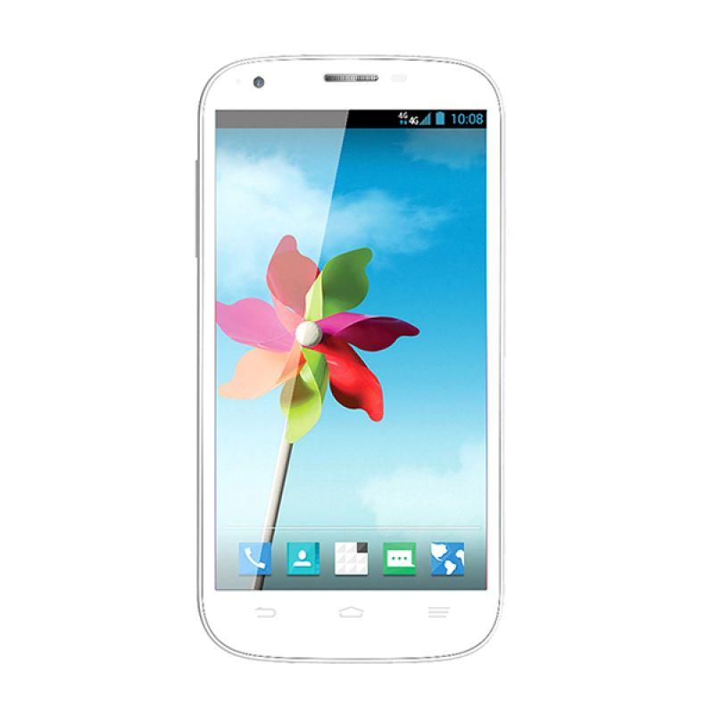 Bolt 4G ZTE V9820 White Smartphone