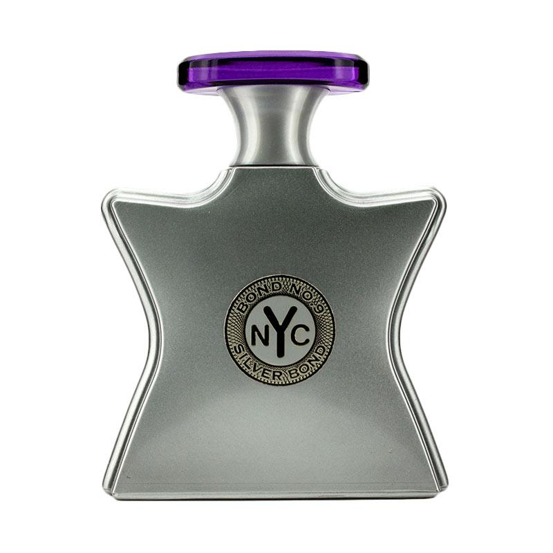 Bond No. 9 Silver Bond Parfum EDP Wanita [100 mL]