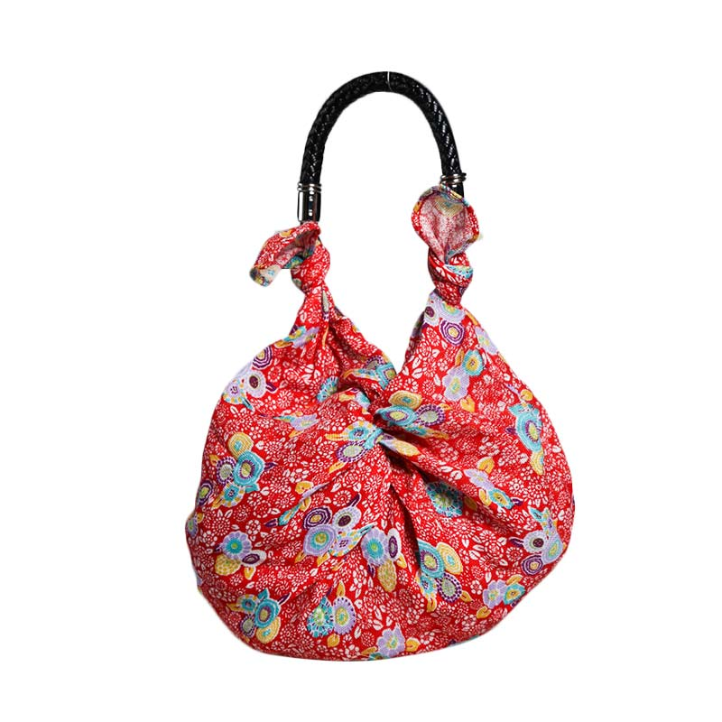 Bondobago Tas Jinjing Handbag - Merah