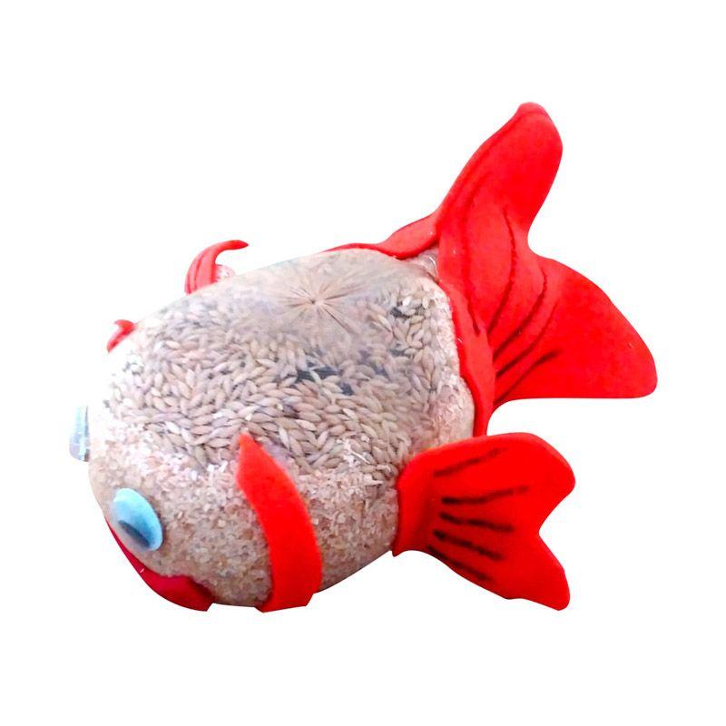 Boneka Horta Ikan Kerajinan Tangan