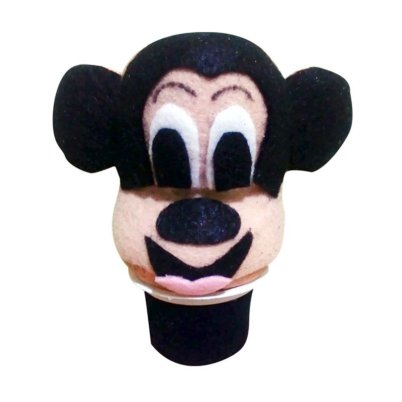 Boneka Horta Micky Mouse Kerajinan Tangan