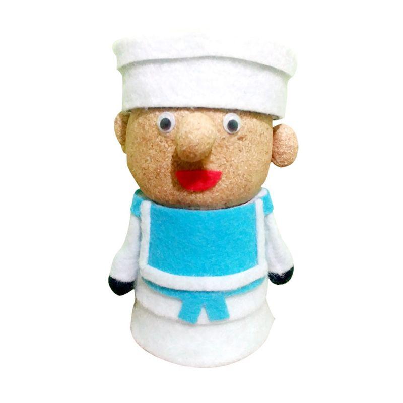 Boneka Horta Pelaut Kerajinan Tangan