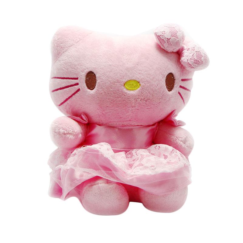 Jual Boneka Murah Lucu Pink Hello Kitty Mainan Anak Online - Harga ... 4ff5b2a836