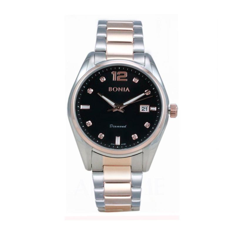 Bonia BN10186-1635 Jam Tangan Pria - Silver