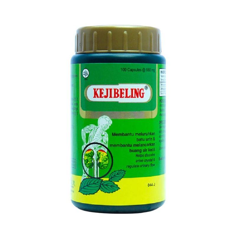 Borobudur Herbal Kejibeling Multivitamin [100 Kapsul]