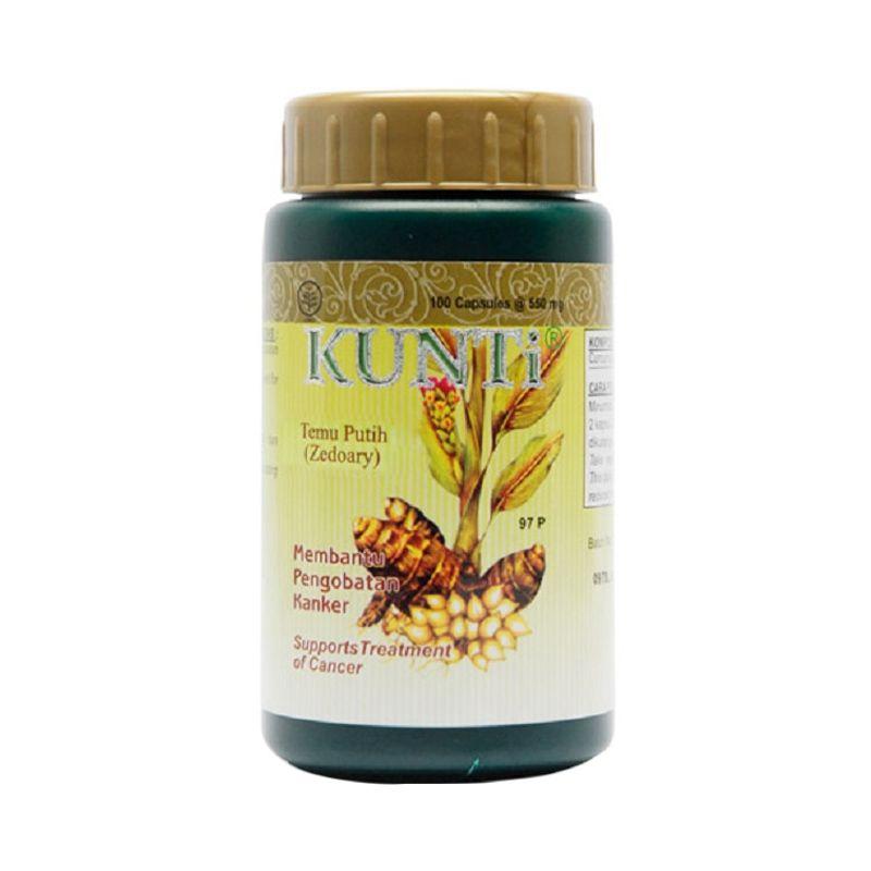 Borobudur Herbal Kunti Multivitamin [100 Kapsul]