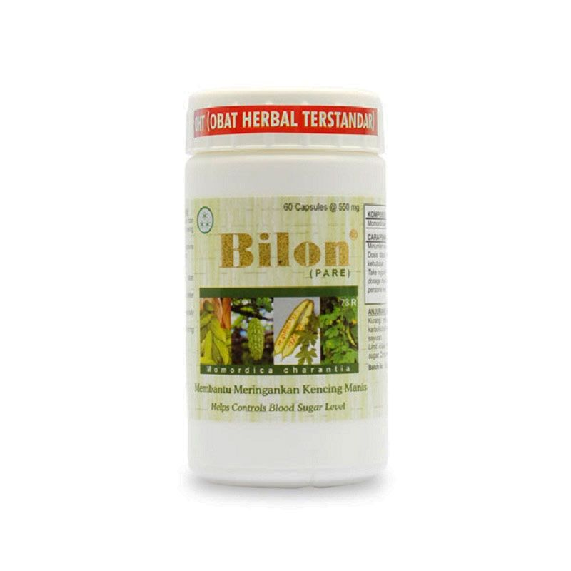Borobudur Herbal Bilon Multivitamin [60 Kapsul]