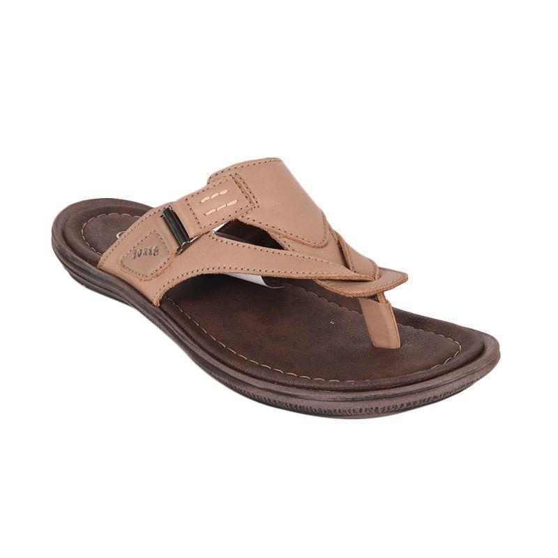 Borsa Kalei 58104 Beige Sandal Pria