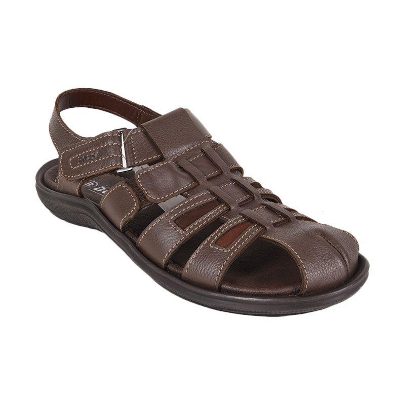Borsa Lumberjack A94304 Dark Tan Sepatu Pria