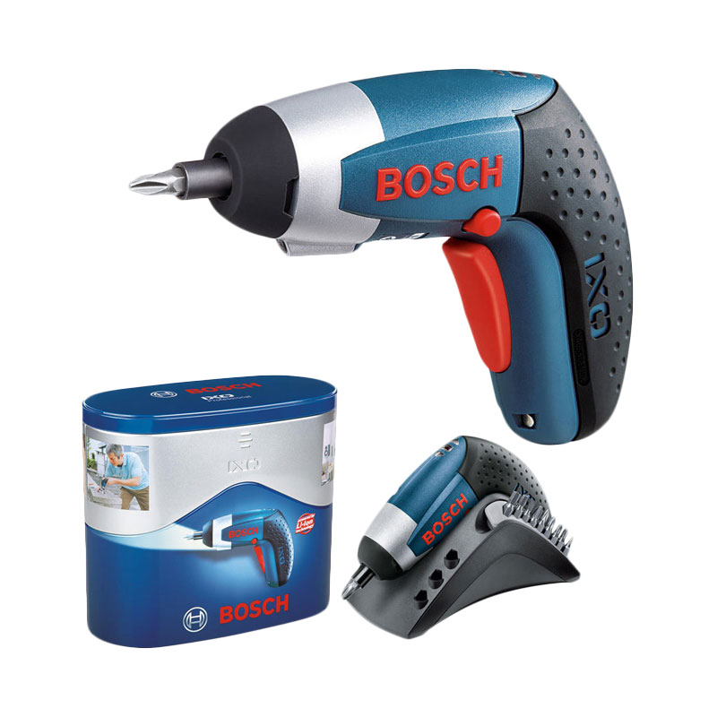 jual mesin bor obeng baterai bosch ixo 3 cordless screwdriver 3 6 v li ion online harga. Black Bedroom Furniture Sets. Home Design Ideas