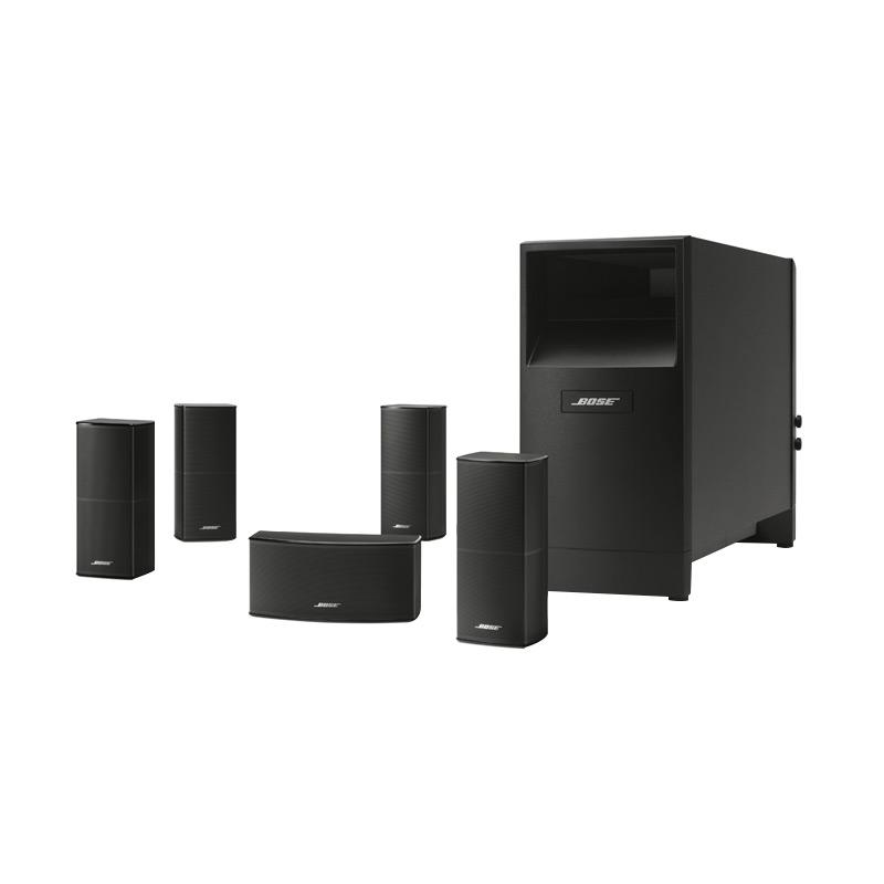Bose Acoustimass AM10 Series V Home Theatre Speaker - Black