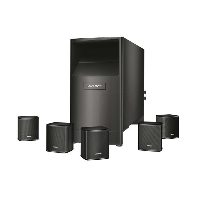 Bose Acoustimass AM6 Series V Home Theatre Speaker - Black