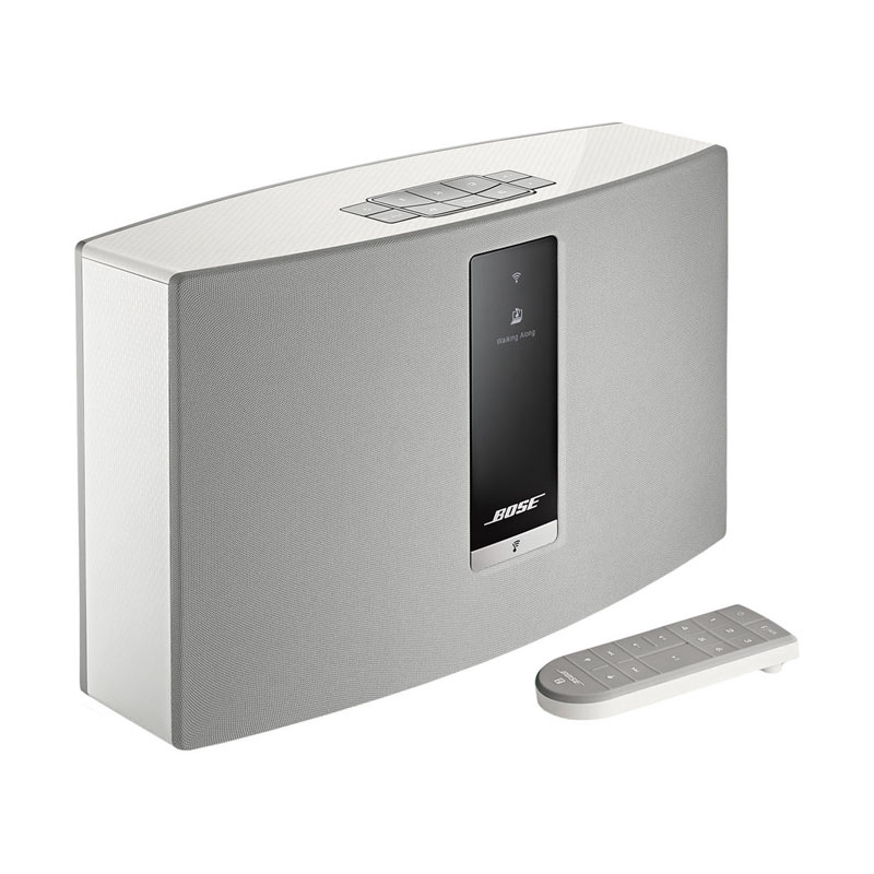 Bose MMPRA0081 Soundtouch 20 Series III White Wireless Speaker Music System