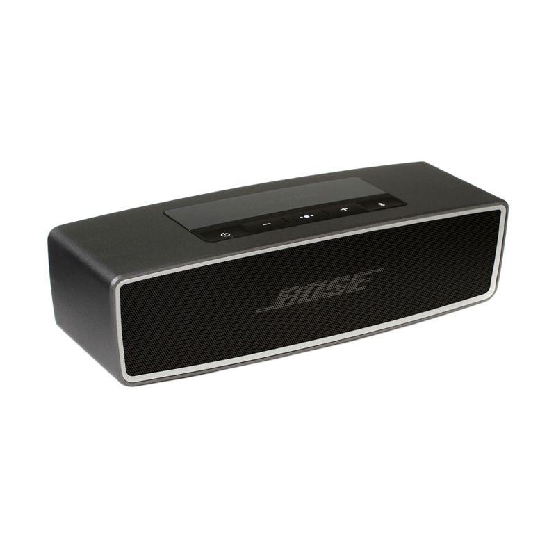 harga Bose Soundlink Mini II Carbon Bluetooth Speaker Blibli.com