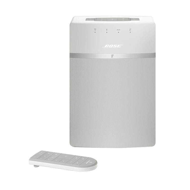 Bose Soundtouch 10 Music System White Wireless Speaker
