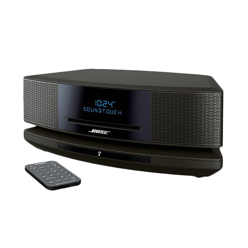 Bose Wave SoundTouch Music System IV Wireless Speaker - Black