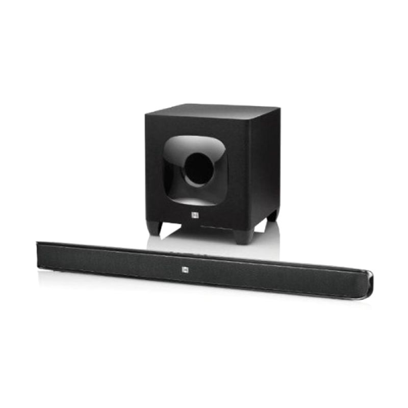 JBL Cinema Soundbar SB 400 Black Home Audio