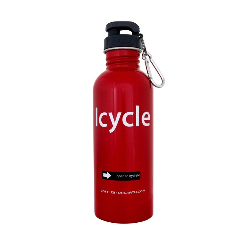 Bottles For Earth I Cycle Red 750 ml