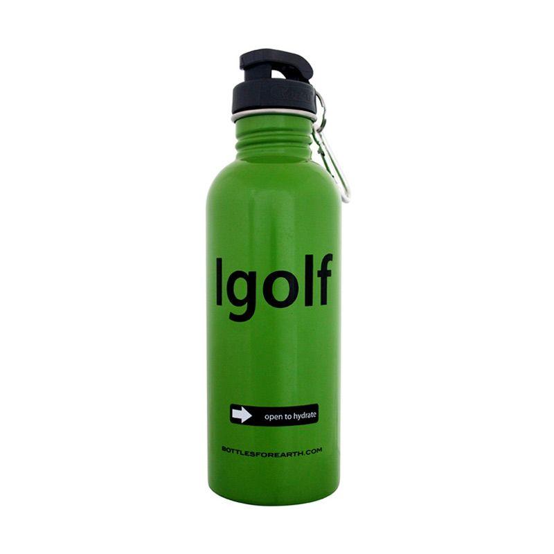 Bottles For Earth I Golf Green 750 ml