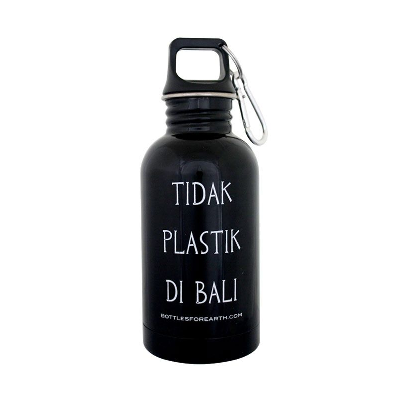 Bottles For Earth Tidak Plastik Di Bali 500 ml